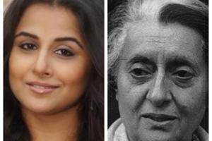 Vidya Balan to play Indira Gandhi: Do you think it's good casting?