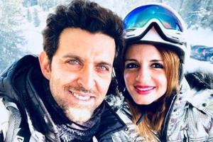 Wishes pour in on Hrithik Roshan's birthday but ex Sussanne Khan's...