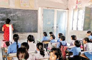 Chandigarh schoolteachers remain on non-academic activities, students...