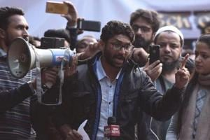 Dalit leader Jignesh Mevani called out Modi and the BJP government in...