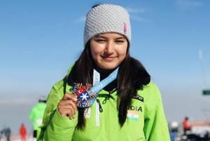 Aanchal Thakur scripts history, wins bronze at skiing international...