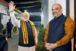 PM Modi to meet top BJP leaders tomorrow