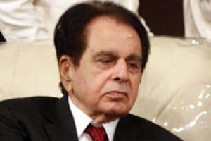 Builder booked for trying to grab Dilip Kumar's bungalow
