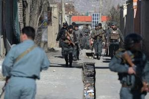 Islamic State cells operate in Kabul under noses of Afghan and US...