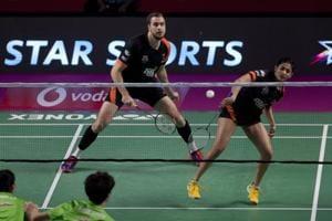 Delhi Dashers beat North Eastern Warriors to reach Premier Badminton...
