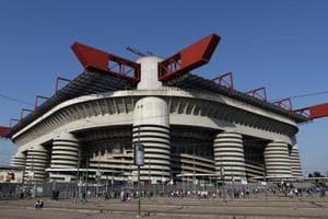 Serie A club AC Milan not leaving San Siro amid reports