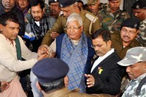 Lalu Prasad warns sending him to open jail will create problem