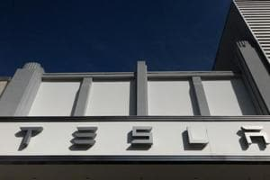 Tesla finally begins production of its high-tech solar roofs