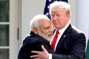 Modi and Trump headed for Davos - will they meet?