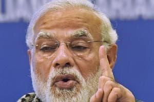 PM Modi meets economists ahead of Union budget
