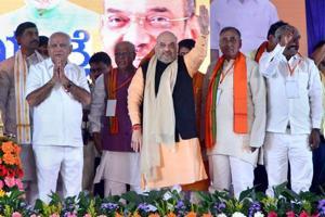 Amit Shah says Siddaramaiah govt 'anti-Hindu', Karnataka CM says BJP...