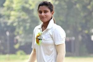 This is Taniya Bhatia's first ever call-up to the Indian women's cricket team.
