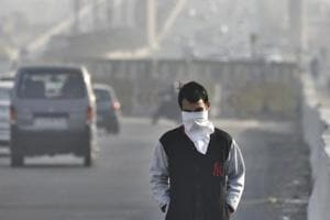 Ghaziabad, Gurgaon, and Delhi were among India's five most polluted cities last year. Ghaziabad, with an average air quality index of 258, topped the list.