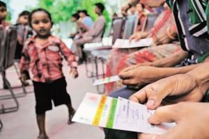 The government is trying to make Aadhaar, the 12-digit unique identity number, mandatory for people across the country to access basic needs such as mobile connectivity, banking and welfare schemes.