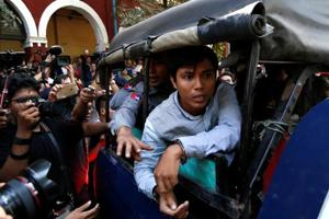 Myanmar prosecutor seeks Official Secrets Act charges against two...