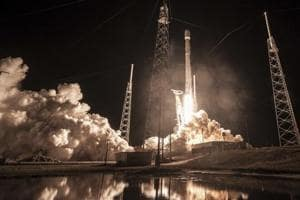 Secretive US satellite lost after launch, SpaceX defends rocket...