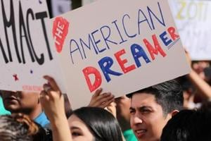 US judge blocks Trump move to end DACA programme for immigrants