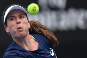 Johanna Konta 'facing challenges' after poor start to year