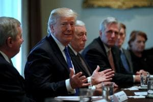 Trump pushes for merit-based immigration,embraces role as...