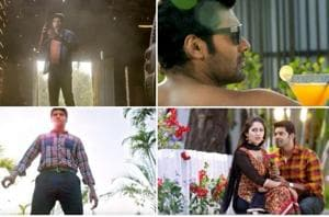 Ghajinikanth teaser: Arya plays the role of a forgetful lover boy in...