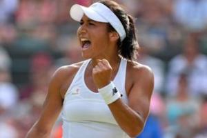 Heather Watson to meet Elise Mertens in Hobart International tennis...