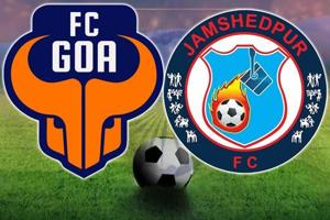 Live - FC Goa vs Jamshedpur FC, Indian Super League, football, live...