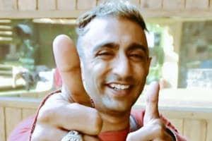 Akash Dadlani says it's his dream to rap for Salman Khan.