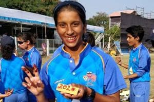 Jemimah Rodrigues, who has been named in the Indian women's cricket squad, shot into the limelight after she emulated Smriti Mandhana's feat to slam a double hundred in an under-19 match. Studded with 24 fours, her unbeaten 202 off 163 balls against Saurashtra was the icing on what has been a pretty illustrious budding career.