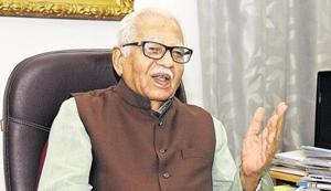 Uttar Pradesh governor wants law against unauthorised use of state...