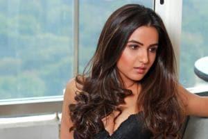 Actor Jasmin Bhasin recently got a bold photo shoot done.