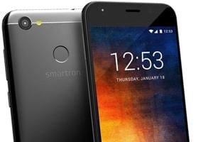 Smartron t.phone P with 5,000mAh battery launched, priced at Rs 7,999