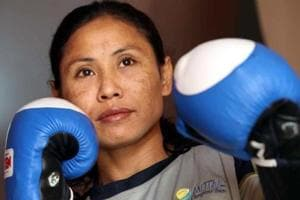 Sarita Devi, Sonia Lather enter finals of National Women's Boxing