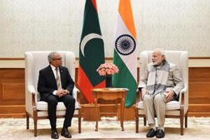Maldives committed to 'India first' policy: Male to New Delhi