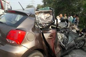 Road accidents declined in Bikaner district by 22% in 2017: Police...