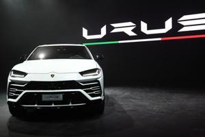 Lamborghini launches SUV Urus in Mumbai