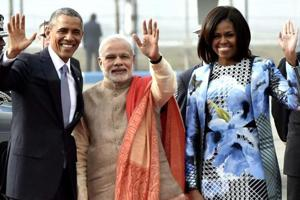 Obama received gifts worth $3000 during 2015 visit to India: US State...