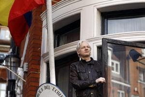 UK rejects request for diplomatic immunity for Julian Assange