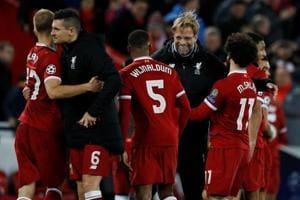 Liverpool vs Manchester City in numbers: Jurgen Klopp's men hold edge...