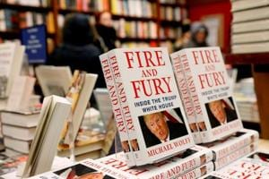 Michael Wolff's Fire and Fury book sales top 29,000 in first weekend