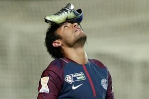 Neymar strikes as Paris Saint-Germain reach French League Cup...