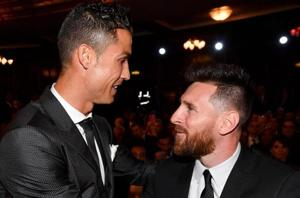 Lionel Messi, Cristiano Ronaldo in UEFA Fans' Team of the Year, no...
