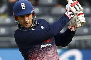 Alex Hales, Eoin Morgan guide England cricket team to victory in...