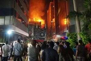 Kamala Mills fire: 1 Above owners Kripesh and Jigar Sanghvi arrested