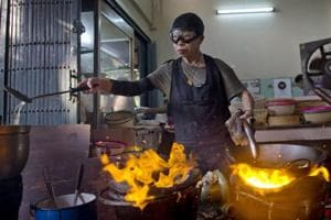 This Thai chef who cooks in an outdoor kitchen gets Michelin star for...