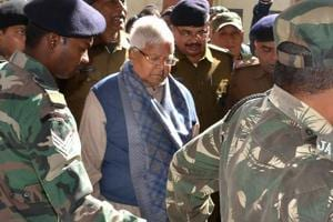 Lalu case: UP orders probe into media reports on Jalaun DM's alleged...
