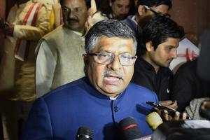 India should't miss digital revolution under garb of privacy: Ravi...