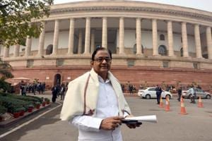 'Govt locking stable after horses have bolted': Chidambaram slams new...