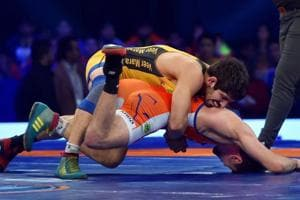 UP Dangal eke out a 4-3 win over Punjab Royals in Pro Wrestling League