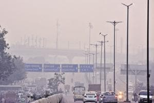 Road dust and vehicular emissions compound the problem as Shahdara is crisscrossed by some of the busiest roads in Delhi-NCR