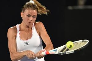 Camila Giorgi to face Angelique Kerber in Sydney International tennis...